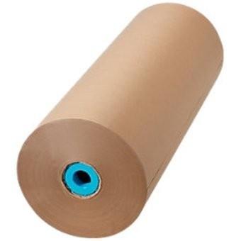 Bruin kraftpapier rol 50cm