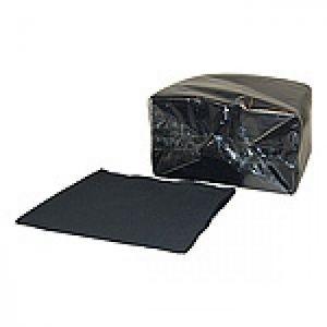 Servetten zwart 33x33cm