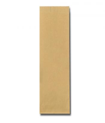 Ersatz papieren frikandelzakken FSC bruin nr.11