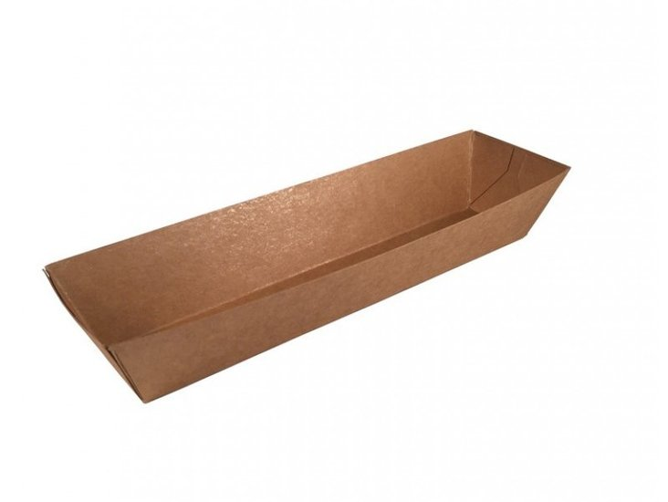 Snackbakjes karton langwerpig A16